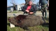 Лов на глигани в Медовница