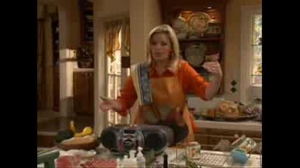 Rebas Show- Funny Barbra Jean Moments from the 4th Season of Reba