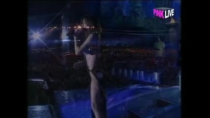 Ceca - Zabranjeni grad - (LIVE) - (Marakana) - (TV Pink 2002)