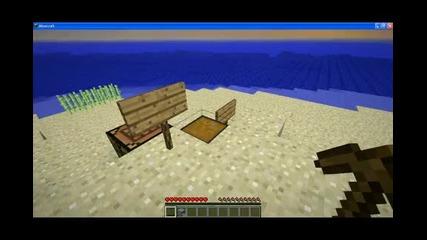 Minecraft оцеляване на самотен остров #2
