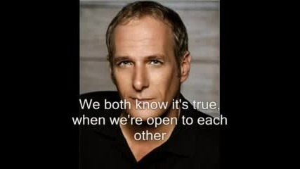Michael Bolton - From Now On