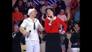 Lidija Skrinjik i Jovan Stefanovic - Sta si mala mrsava ko grana (Grand Show 20.04.2012)