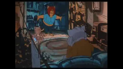 The Nine Lives Of Fritz The Cat p1