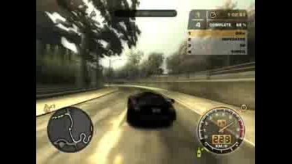 Need For Speed Mostwanted Sprint 1