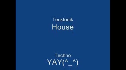Best House Music(electro 2008)