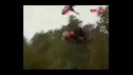 Motorcycle Accident Caught On Tape