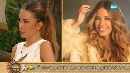 Криско и Новата поп-звезда TITA - На кафе (20.10.2016)