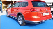 """""""Народна кола"""", създадена за авантюристи! VW Passat Alltrack 2015 - SVZMobile"""