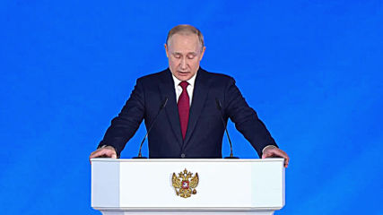 Russia: 'We don't threaten anyone and don't seek to impose our will' - Putin