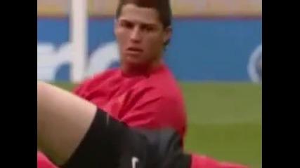 100 % Smqx Cristiano Ronaldo se izplashi