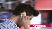 Violetta 3: Виолета мисли за Леон и му звъни + Превод