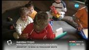 Зрители на Нова помогнаха на Петя и шестте й деца