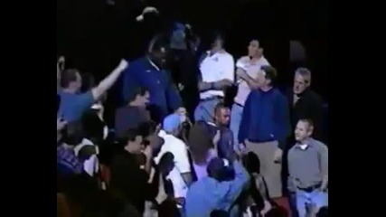 Mike Tyson vs Roy Jones (legend vs Legend)