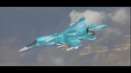 Руска мощ,су-34