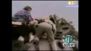 Луд С Танк Вършее В Града!!!
