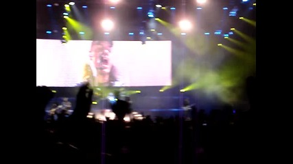 Scorpions - Rock you like a hurricane live @ Sofia