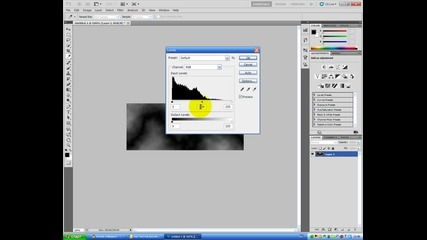 Как се прави светкавица с Фотошоп :)
