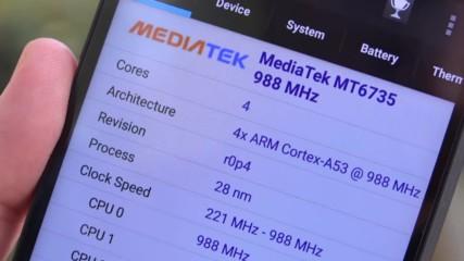Смартфон Revo 555 - Технически Характеристики