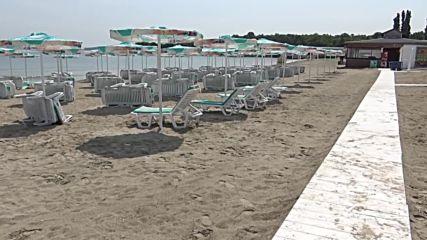 Плажът в Крайморие - хитът на лято 2018