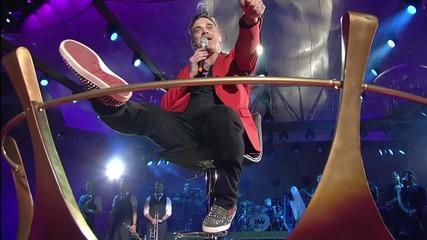 Robbie Williams - Feel - She_s the one - Tallinn - 20-8-2013