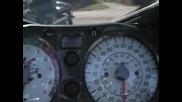 412km/h ужас лудост