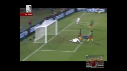 Гола на Никлас Бентнер срещу Камерун ( Fifa World Cup 2010)