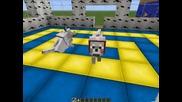 Minecraft Tutorial-как да си осиновим вълк и Как да го Развъдим