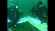 Гмуркачи поставят рекорд по гладене под вода