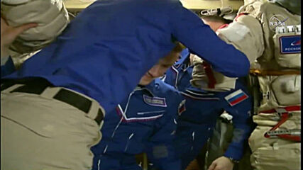 ISS: Expedition 64 members prepare to depart International Space Station to Earth
