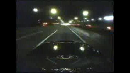 Illegal Street Racing - Toyota Supra @ 380.mpg