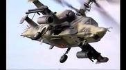 Руски многоцелеви хеликоптер Ка-50 Черна Акула