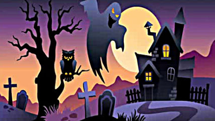 Halloween Music Trick or Treat Spooky Magical Enchanting