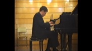 Стоян Мартинов свири Стравински - Петрушка