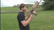 Лудият руснак ви представя автоматична пушка Aa -12