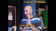 Златен скункс за Емил Чолаков Господари на ефира