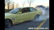 bmw m3 burnout pandisa