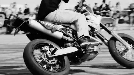 Луд съм мамо, моторист съм !