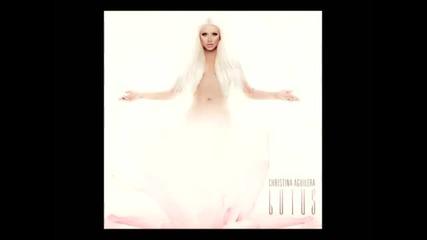Christina Aguilera - Blank Page
