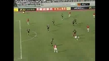 Shenzhen - Manchester United 0 - 2 Rooney