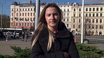 Latvia: Riga residents react to new COVID lockdown
