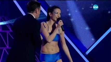 Яна Маринова - Танц на пилон - И аз го мога (01.04.2015)