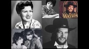 Далече от всичко- Patsi Cline and Waylon Jennings
