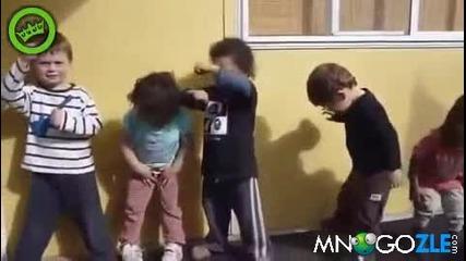 Децата нинджи - смях!
