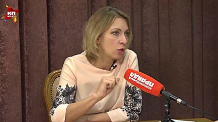 Russia: MH17 investigation conclusions 'biased' - Zakharova