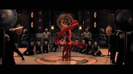 Rihanna ft. Coldplay - Princess Of China (официално видео )