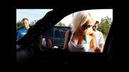 Crazy Hair Trick. Boobs And Bass At Draggin Detroit 2013