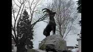 Самоков - Паметникът На Козела 1