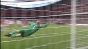 Hd Фабрегас срещу Астън Вила - Първи гол Hd 2009/2010