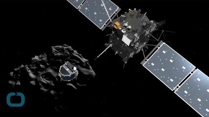 Comet Lander Philae Emerges From Hibernation
