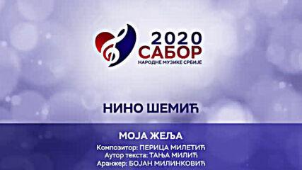 Nino Semic - Moja zelja Sabor narodne muzike Srbije 2020.mp4